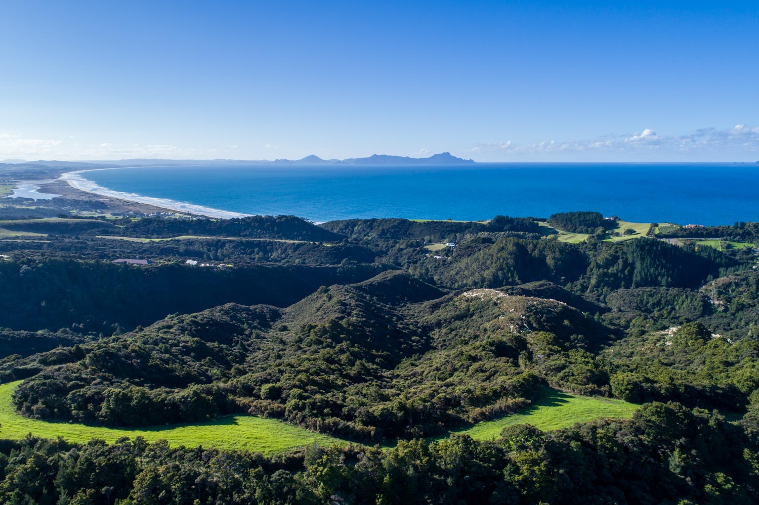 53ha – Waipu Cove, Spectacular Views
