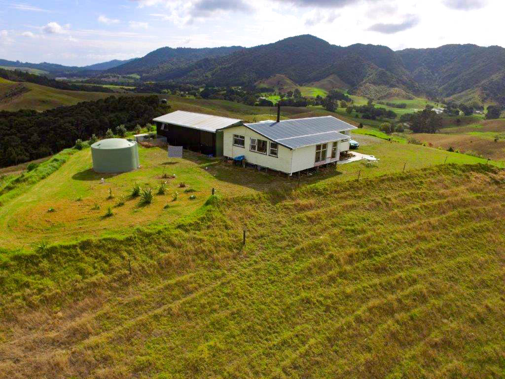 4 Bedroom Home on 4.4135Ha – Waipu